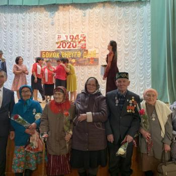 Проведение районного марафона «Победа» среди сельских поселений, посвящённого 75-летию